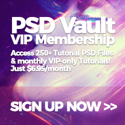 vip sign up 250 VIP Exclusive Photoshop Tutorial   Awesome Dancer Photo Manipulation with Cool Drawing and Lighting Effect